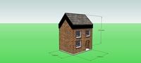 the Donington Brickwork Finish