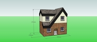 the Repton Part Rendered Finish